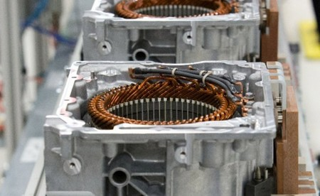GM comienza la fabricación del motor para el Chevrolet Spark EV