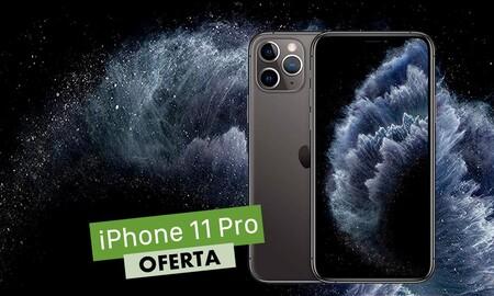 Todo un tope de gama superrebajado: en tuimeilibre tienen el iPhone 11 Pro de 64 GB 130 euros más barato que en otras tiendas