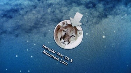 OS X 10.8.1: Apple lanza la primera actualización importante de Mountain Lion