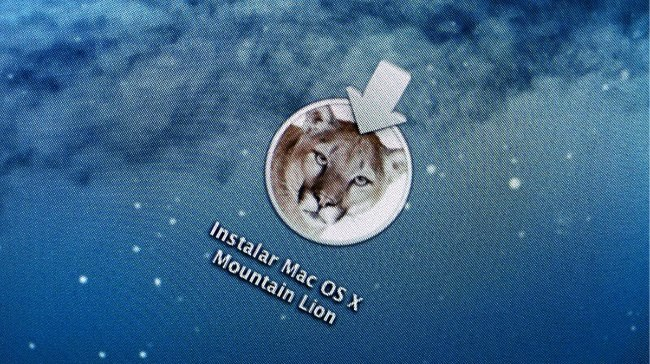apple mac os x mountain lion 10.8.1 actualizacion