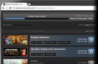 Steam con descargas remotas vía web o móvil ya disponible en su versión final