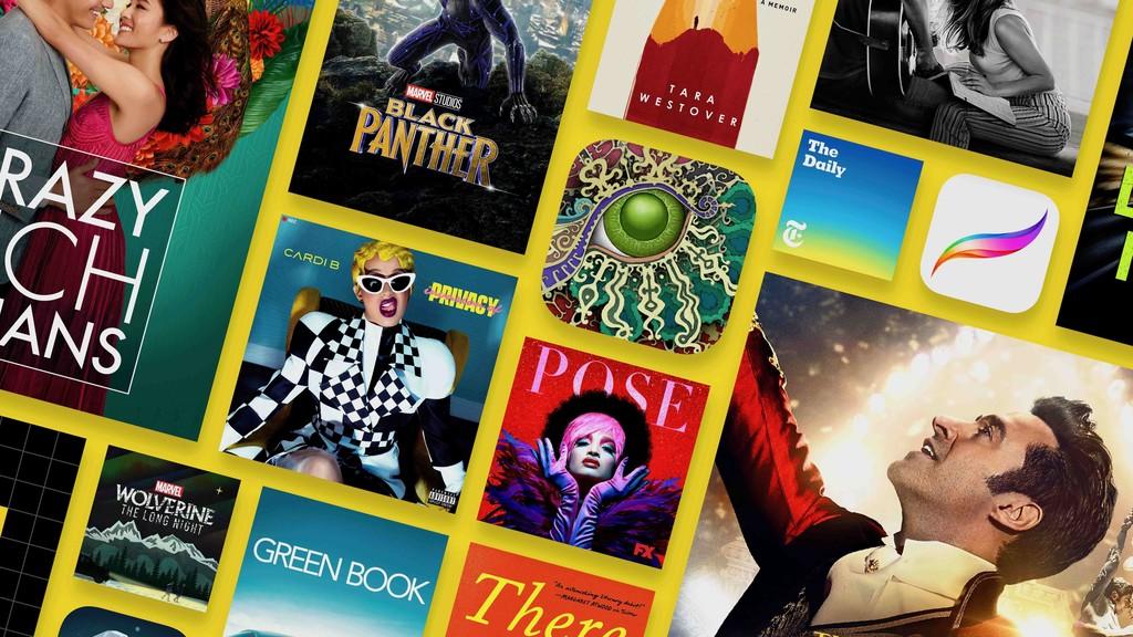 Apple revela la app del año, el juego del año(365días) y otras listas de éxitos de 2018