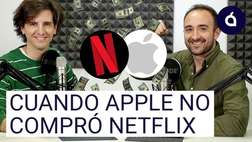 Cuando Apple rechazó comprar Netflix (aunque podría haberlo hecho): las Charlas de Applesfera
