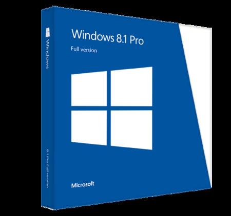 Windows 8.1 ya tiene precio: solo pagas si empiezas de cero