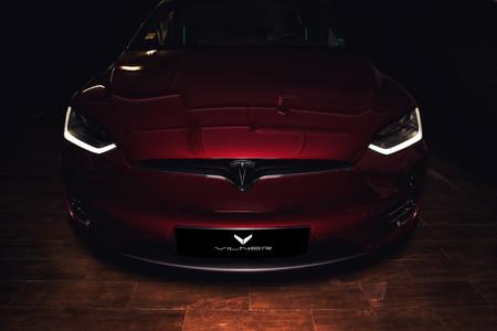 Así se ve (y no se escucha) el Tesla Model X después de pasar por las manos de Vilner