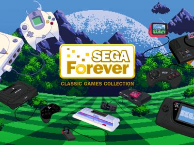 ¡SEGA suelta la bomba! SEGA Forever es su colección de juegos clásicos para móvil TOTALMENTE GRATIS