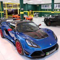 Los juguetes de Colin Chapman llegan a España con el concesionario Lotus Madrid