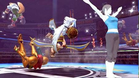 Super Smash Bros. para Wii U incluirá batallas para ocho jugadores