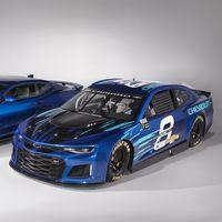 Camaro ZLI Nascar Cup Racer Car, la nueva estrella de las pistas para el 2018