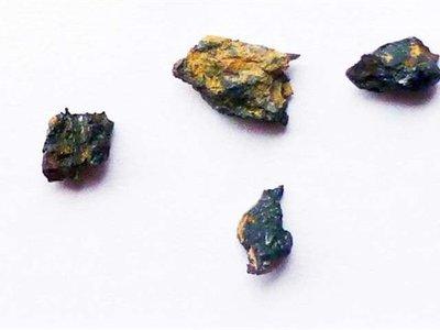 Este meteorito encontrado en Egipto es más antiguo que el Sistema Solar