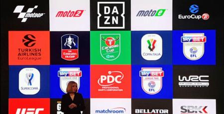 DAZN llega a España: el Netflix de los deportes arranca con MotoGP, tendrá Euroliga y espera de añadir fútbol nacional