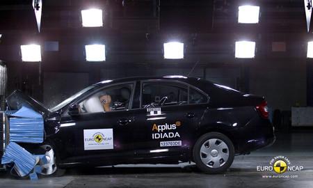 SEAT Toledo EuroNCAP