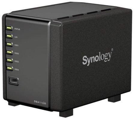 Synology renueva sus NAS más pequeños con el DS411slim