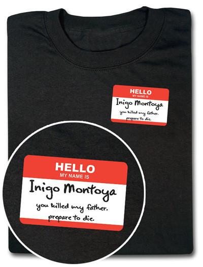 Camiseta Íñigo Montoya