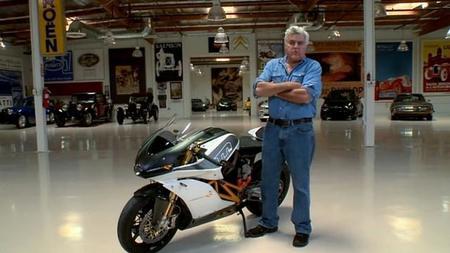 """Jay Leno sobre las motos eléctricas: """"Esto es el futuro"""""""