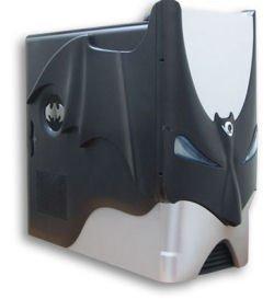 Carcasa para ordenador con forma de Batman