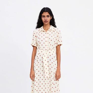 Este es el vestido de Zara de menos de 40 euros que ha lucido Ivanka Trump en la Casa Blanca