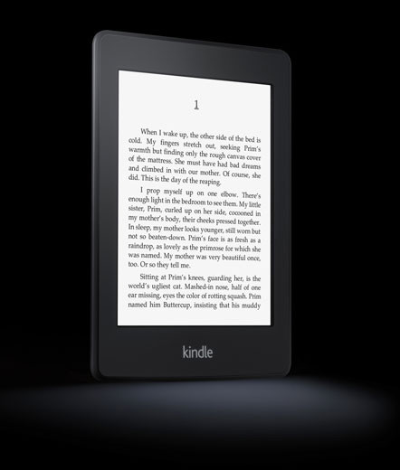 Kindle Paperwhite 2013