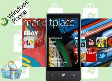 Aplicaciones Windows Phone 7 para recién llegados