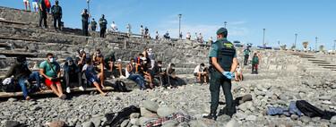 La estrategia Lesbos: cómo el gobierno ha convertido a Canarias en un muro para migrantes