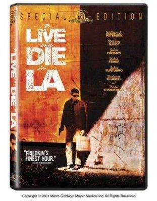 Una de persecuciones míticas: Vivir y morir en Los Ángeles