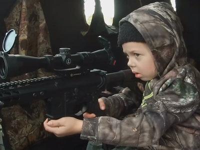 18 ejemplos de cultura de las armas por los que los estadounidenses están locos a ojos del mundo entero