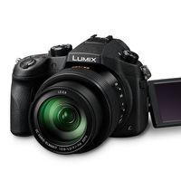 Panasonic Lumix DMC-FZ1000: zoom 16x, vídeo 4K y 20 Mp por 539 euros hoy, en Amazon