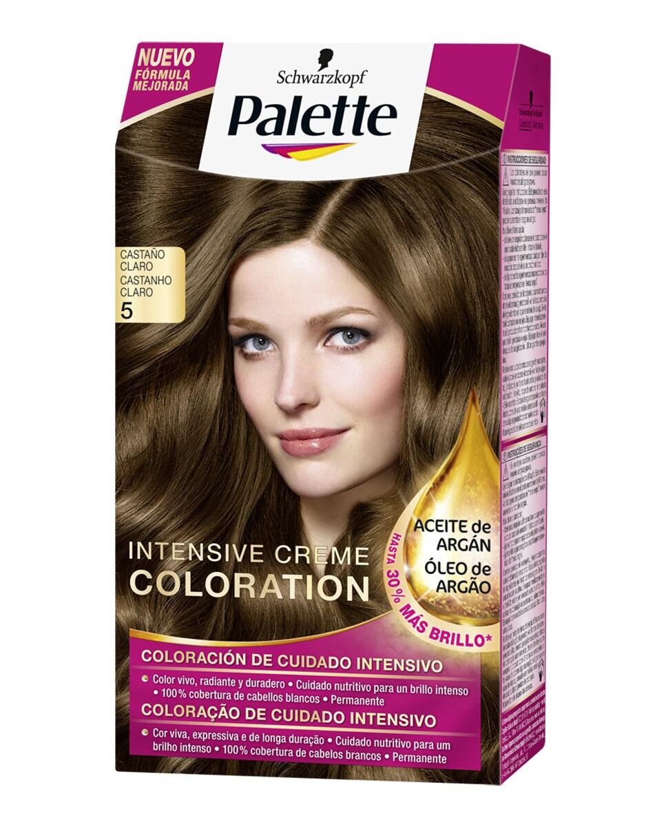 Coloración Permanente Intensive Creme Coloration Palette