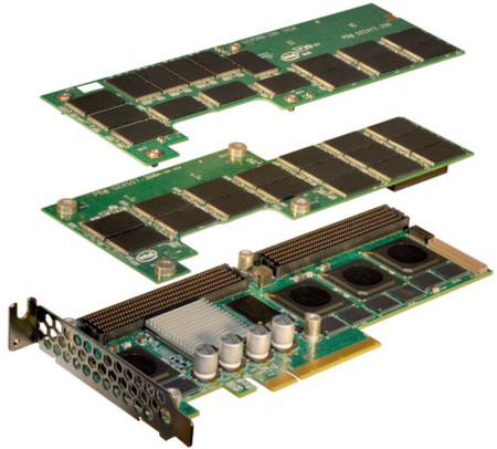 Intel tiene en mente unos nuevos SSD por PCI Express
