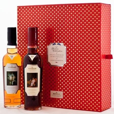 Whisky Macallan Coronation Bottling