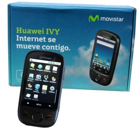 Movistar Ivy, un Smartphone Android para todos los públicos