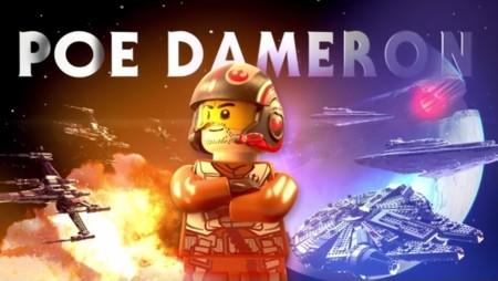 Poe Dameron protagoniza el nuevo vídeo de LEGO Star Wars: El Despertar de la Fuerza