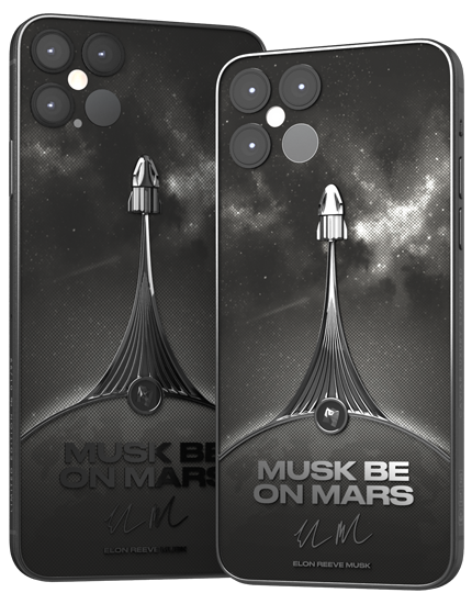Iphone 12 Pro Musk Be On Mars 6