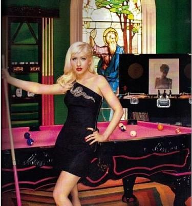 Casas de famosos: Christina Aguilera (II)