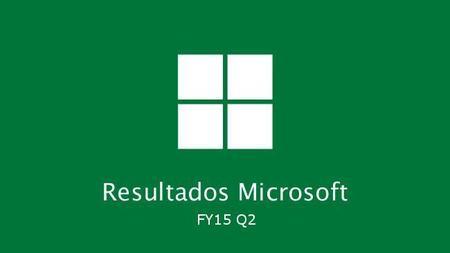 Microsoft mejora sus ingresos apoyado en Surface, Lumia y los servicios en la nube