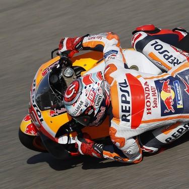 Marc Márquez derrota a Andrea Dovizioso en Aragón y amplía su liderato en MotoGP hasta los 72 puntos
