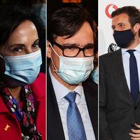 Ayer decenas de políticos acudieron a la fiesta de un periódico. Motivo de dimisión en otros países