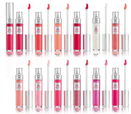 """Lancôme Gloss In Love, nuevos brillos con color que enamoran con un """"clic"""""""