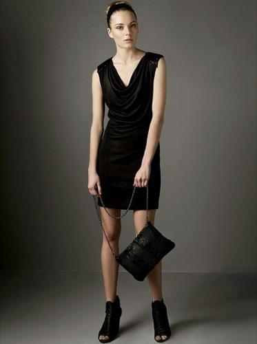 Nuevos looks y estilos de Zara, Otoño-Invierno 2009/2010, little black dress