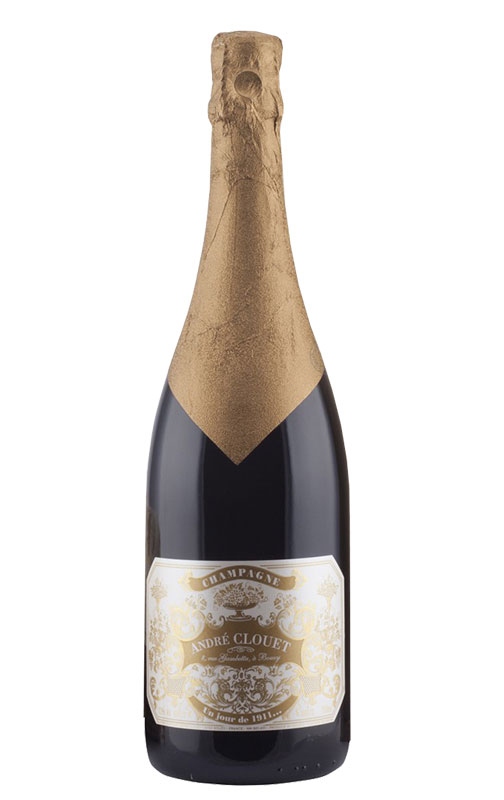 André Clouet Un Jour de 1911. AOP Champagne.