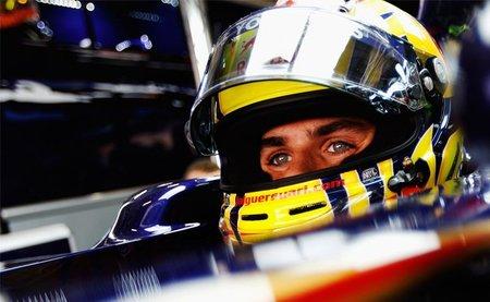 Jaime Alguersuari admite que tener un volante para 2012 es difícil