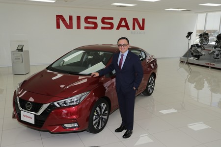 Arranca la producción del nuevo Nissan Versa en la Planta Aguascalientes A1