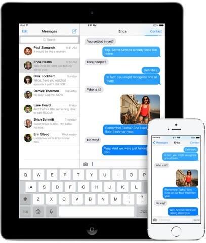 Apple afirma que no puede leer ni leerá los mensajes enviados con iMessage