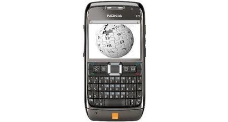 Wikipedia ahora accesible desde un SMS