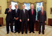 """Reunión """"histórica"""" sobre la economía de EEUU"""
