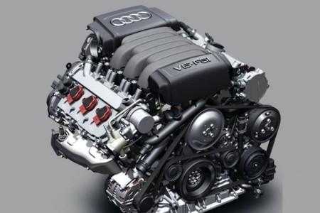 Audi V6 Engine