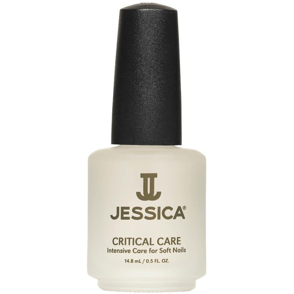 Esmalte base para uñas suaves Critical Care de Jessica