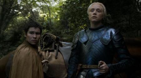 Podrick y Brienne