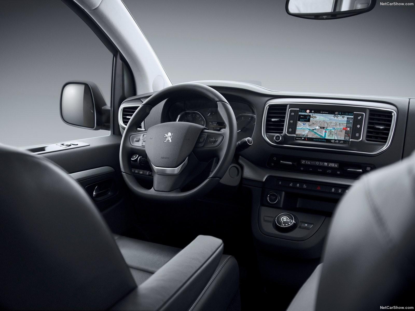 Foto de Peugeot Traveller (1/5)
