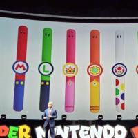 Nintendo tiene la receta para gamificar sus parques de atracciones: una pulsera de actividad de Super Mario